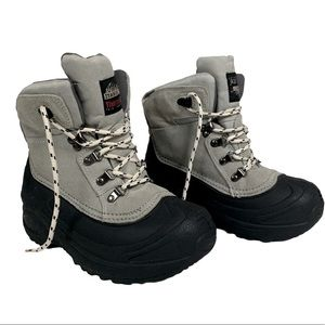ITASCA NEW Thermo Leather/Rubber Insulation Boot 7